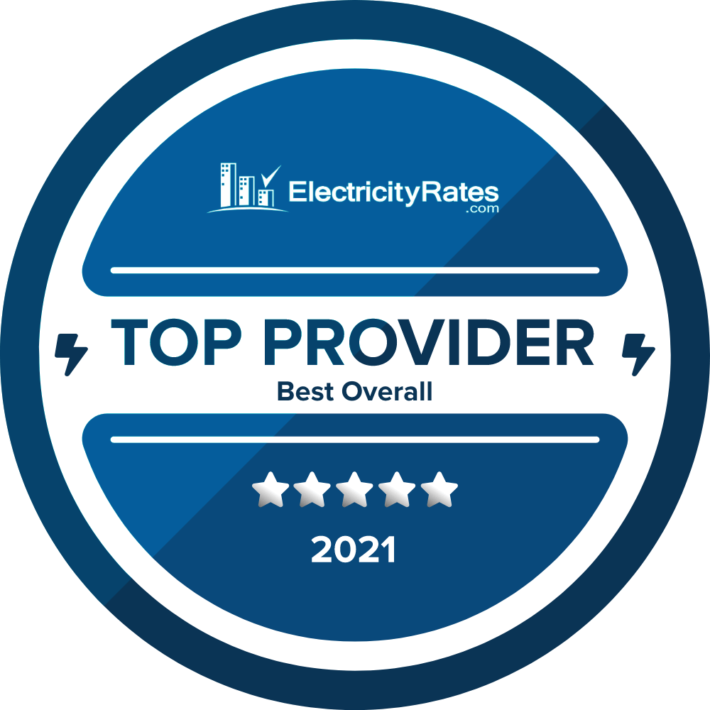 Best 2021 Electricity Provider - Constellation Energy