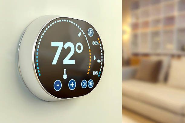 Get a smart thermostat to save money of electricity bill