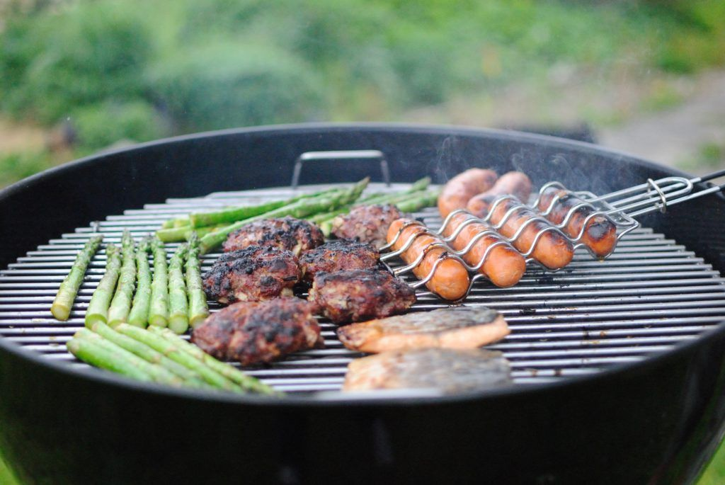 grilling to lower electric bill