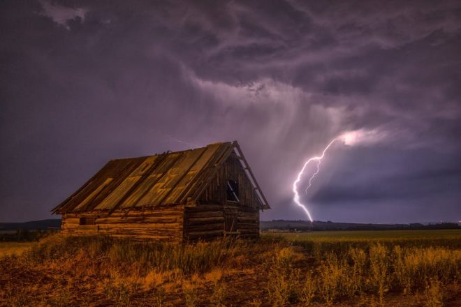 How to protect your home from a lightning storm