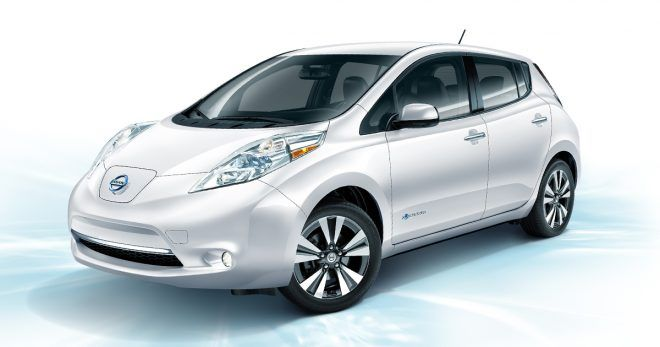 $10,000 rebate for JCP&L customers on Nissan Leaf