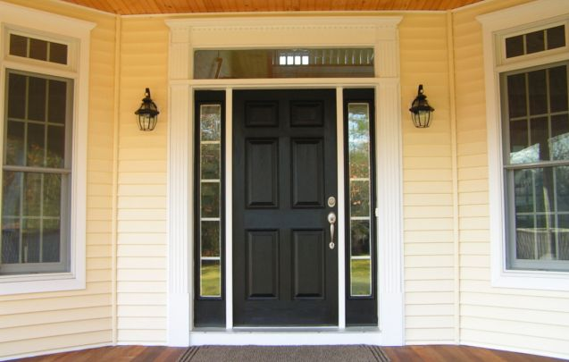 Seal windows and doors in the fall to save energy