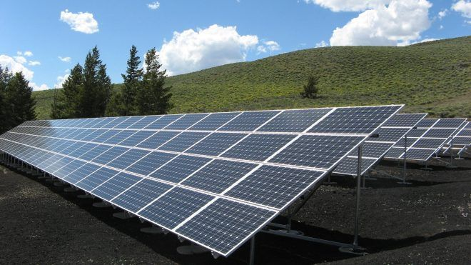 Can states become totally reliant on renewable energy