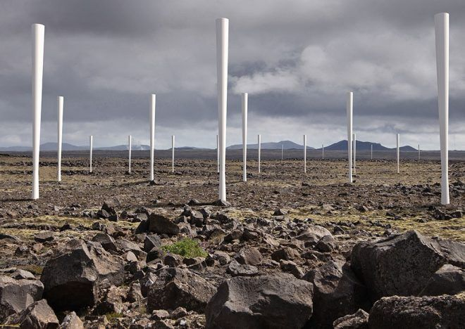 bladeless wind turbines may be the future of renewable wind energy