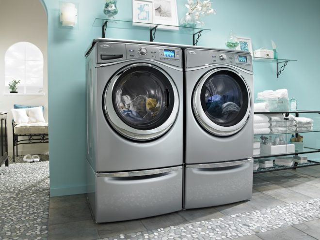 Gas dryers and more energy efficient than electric dryers