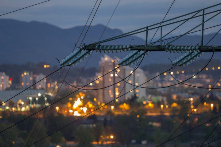 electricity rates in NE