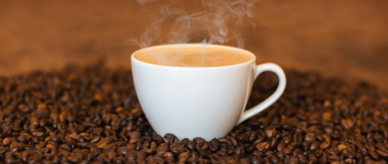 electricity generated from coffee