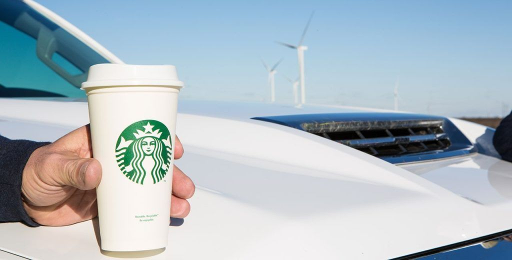 starbucks signs with constellation wind energy