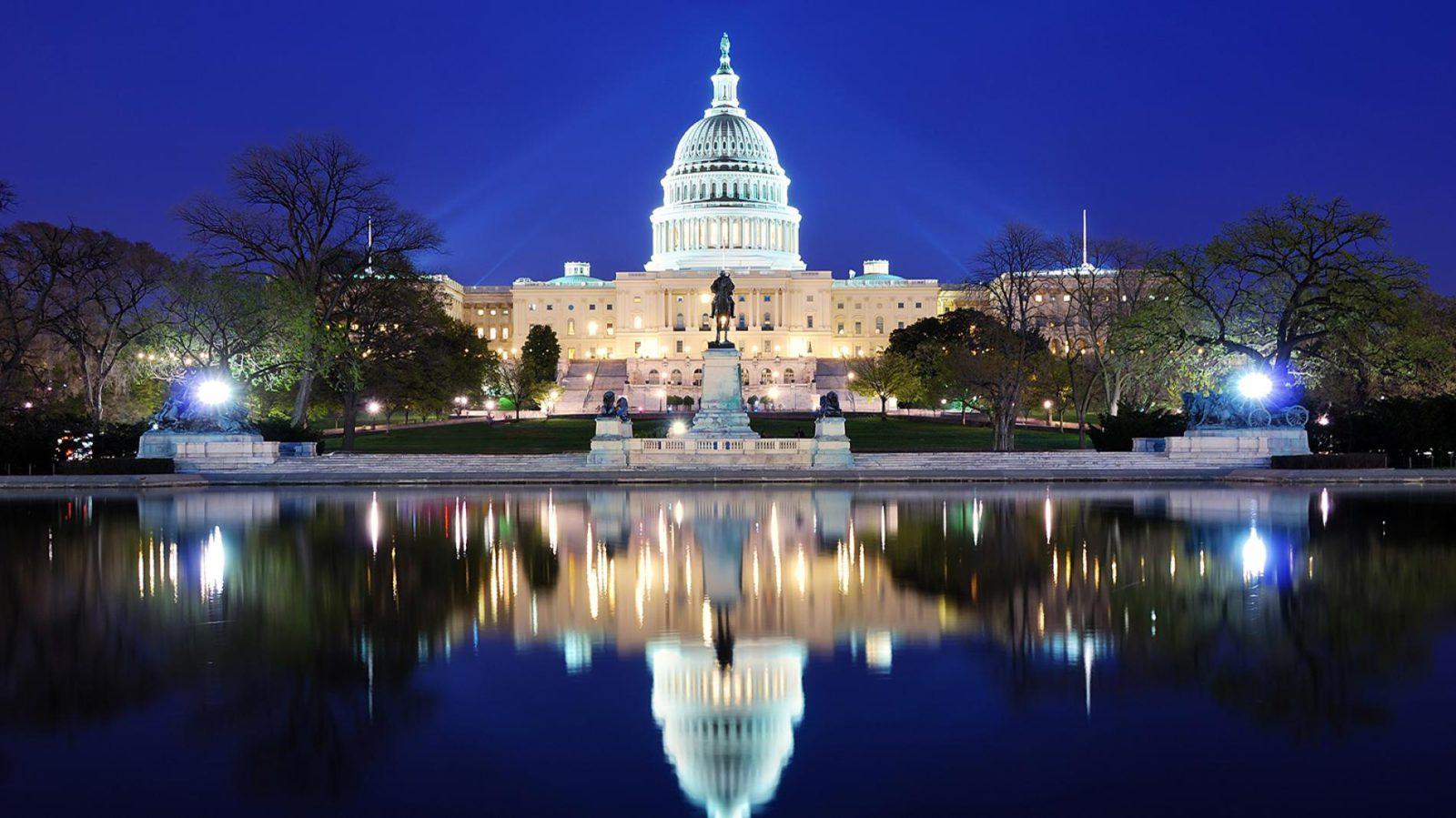 Washington D C Will Run On 100 Renewable Energy By 2032