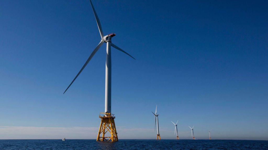 offshore wind in Massachusetts