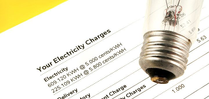 what are you paying for on electricity bill