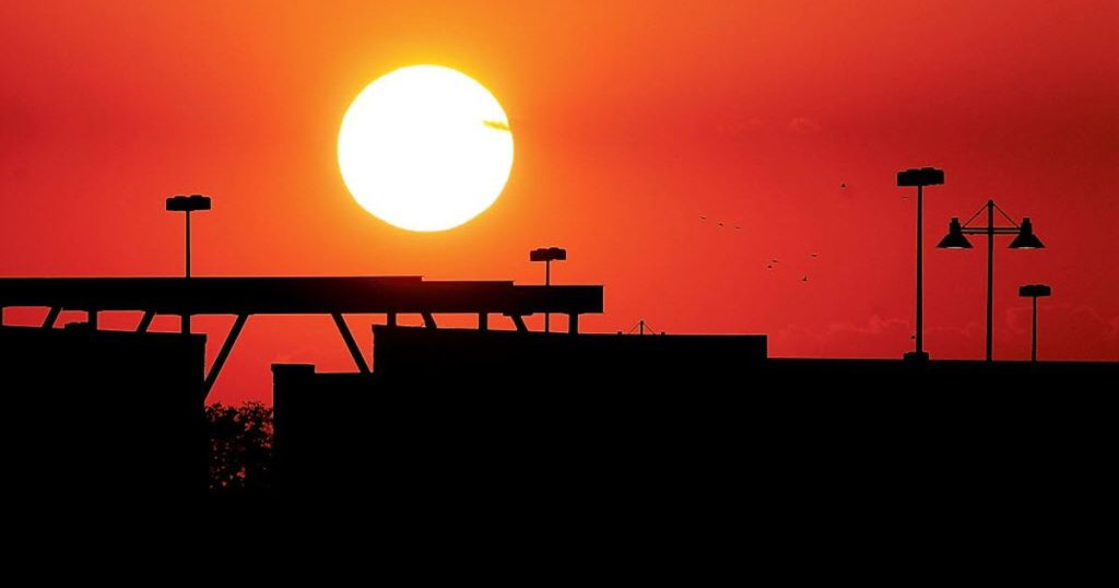 texas heat send electricity prices soring