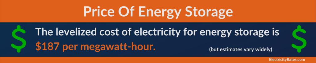Price-of-Energy-Storage