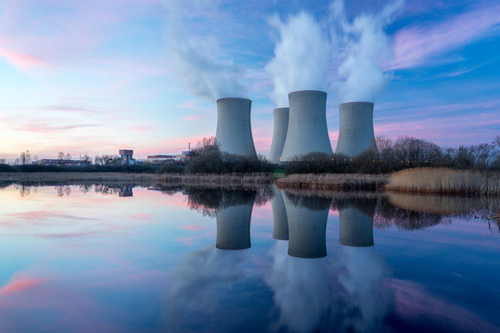 Nuclear-Power-Plant