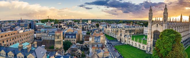 Cambridge Electricity Rates