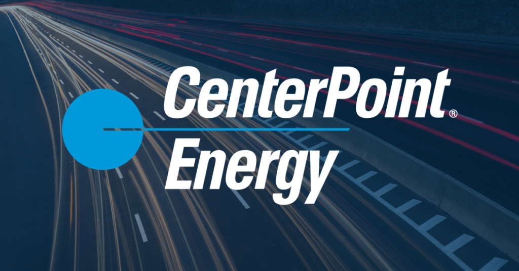 CenterPoint Energy Logo Graphic